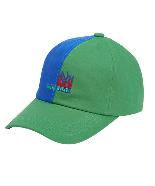 [루오에스펙] Flame cap (green)
