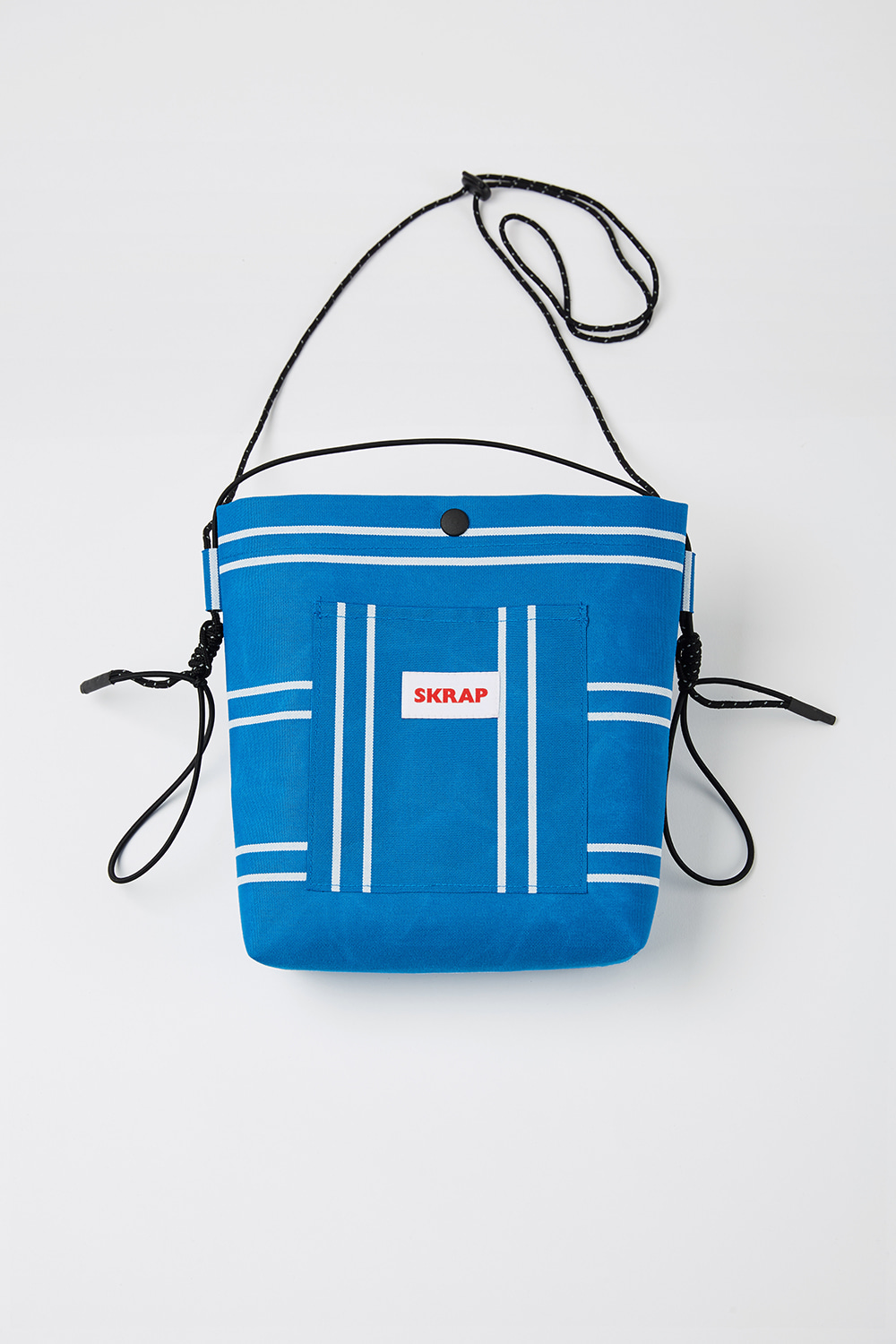 [스크랩] AWNING sacoche bag Blue stripe