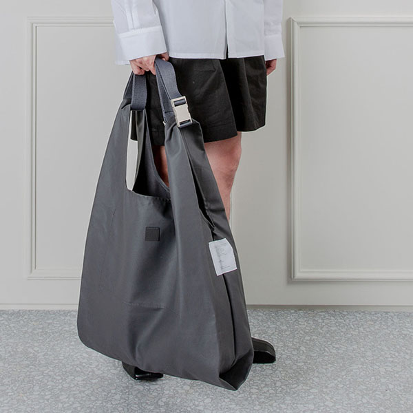 [오디너티] EMON BAG GRAY, Tote x shoulder x cross)