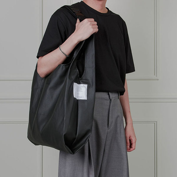 [오디너티][8월 17일 예약배송]EMON BAG BLACK, (Tote x shoulder x cross)