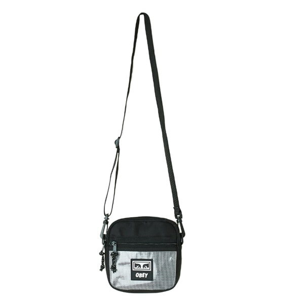 [오베이] CONDITIONS TRAVELER BAG II - BLACK