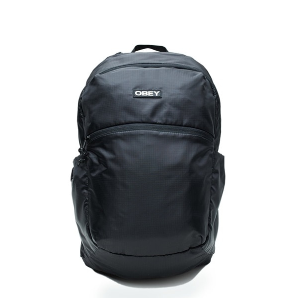 [오베이] COMMUTER DAY PACK - BLACK