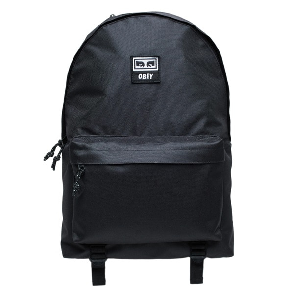 [오베이] TAKEOVER DAY PACK - BLACK