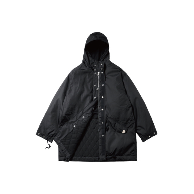 [라모랭] M-51 Field Jacket(Lampo riri Cobrax) Black