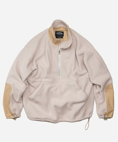 [프리즘웍스] PCU LEVEL 3 FLEECE PULLOVER _ IVORY