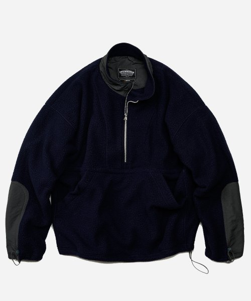 [프리즘웍스] PCU LEVEL 3 FLEECE PULLOVER _ NAVY