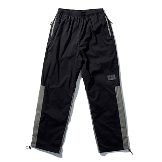 [노매뉴얼] NM PATCH TRAINING PANTS - BLACK