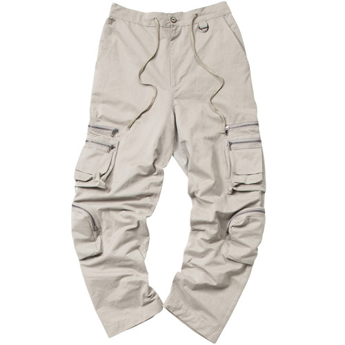 [이노반트] 4Pocket Npc Cargo Pants - Dark Beige