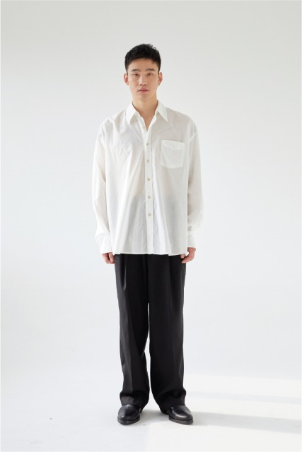 [로렘입숨] Two Tuck Trousers
