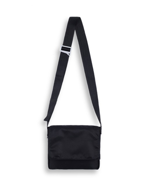[피스메이커] BASIC PENNY BAG (BLACK)
