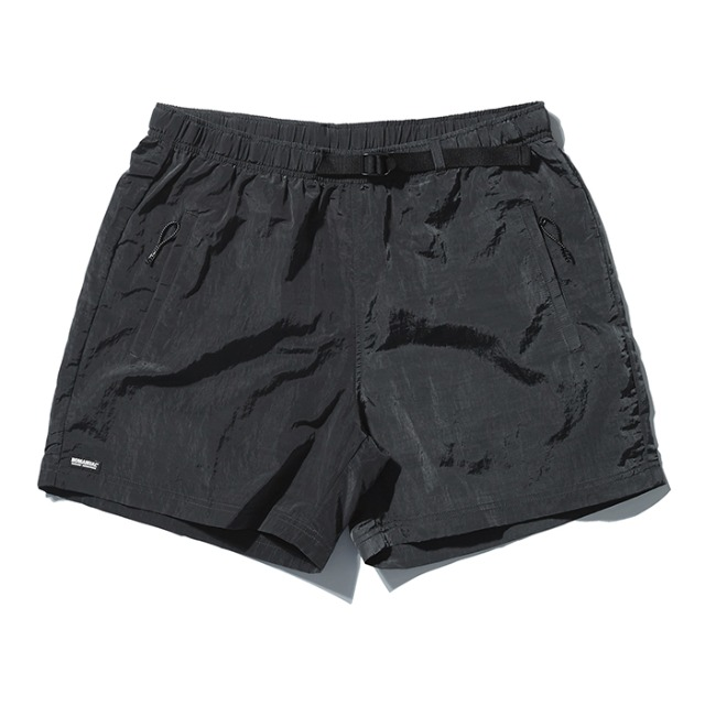 [노매뉴얼] D.R FLOPPY SHORTS - DARK GRAY