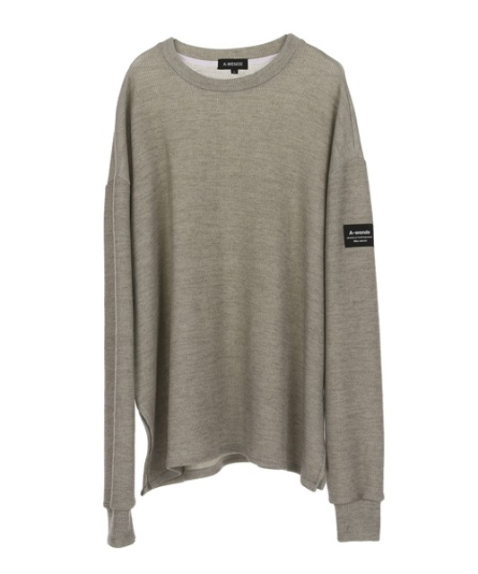 [어웬드] AWENDE Long sleeve (롱 슬리브) / Brown