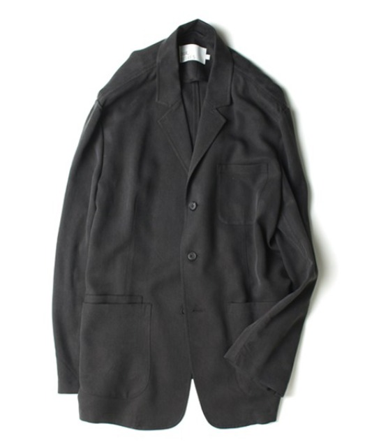 [아워셀브스] TENCEL SINGLE SLUMBER JACKET (Vintage charcoal) *takeastreet limited*
