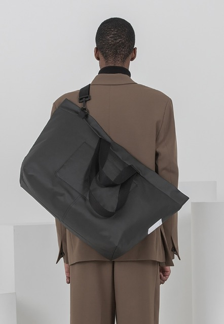 [오디너티] INSIDE-OUT BLACK, (Tote x shoulder x cross)