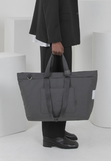 [오디너티] INSIDE-OUT GRAY, (Tote x shoulder x cross)