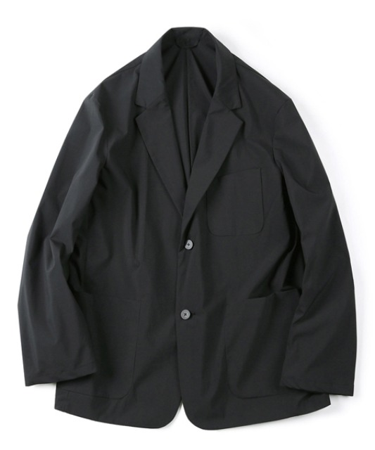[셔터]ECO DRY LIGHT JACKET black