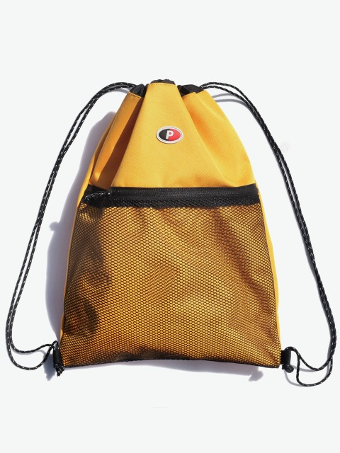 [피스메이커] ICON GYM SACK (MUSTARD)
