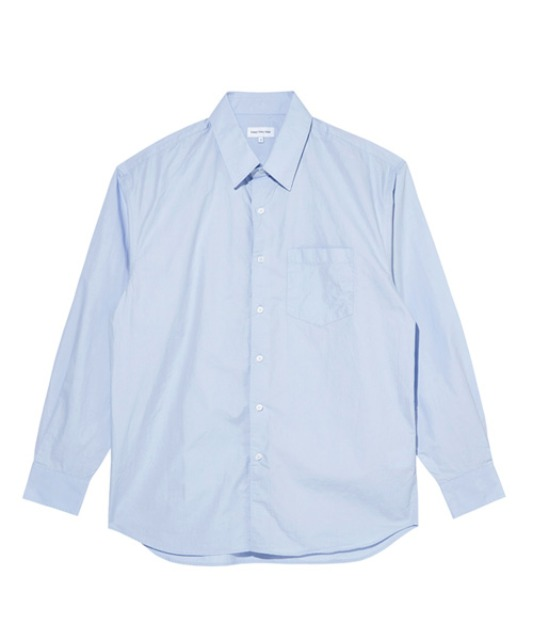 [스테디에브리웨어] Relaxed Daily Shirts (Sky Blue)
