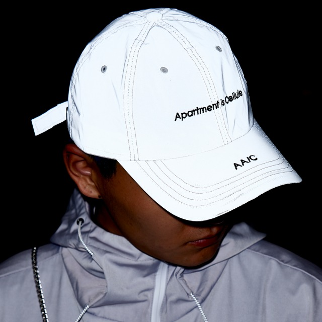 [더블에이씨] APARTMENT Ballcap (3M)