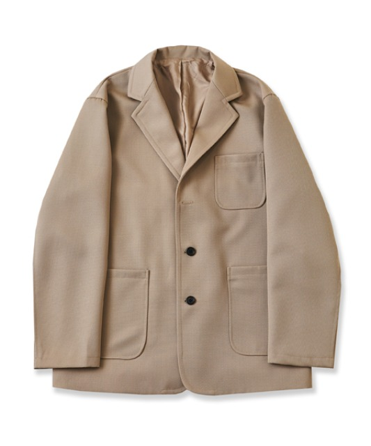 [퍼렌] casual formal jacket_beige