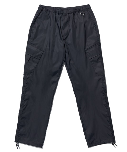 [노매뉴얼] FD CARGO PANTS - BLACK