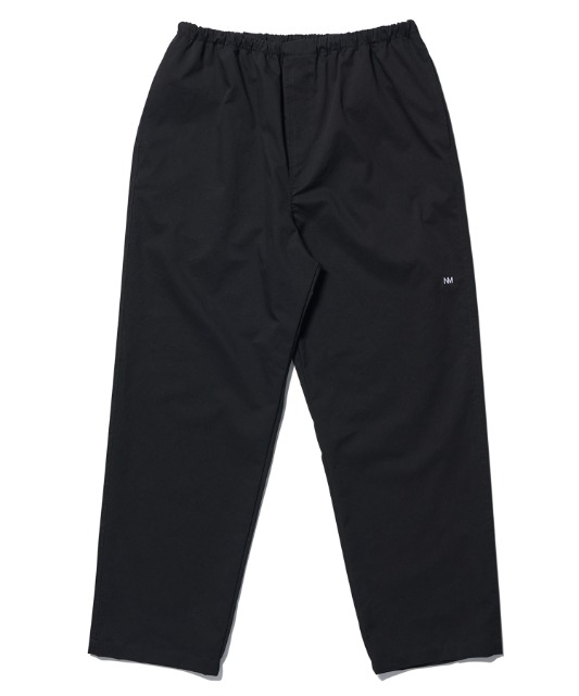 [노매뉴얼] NM PAJAMA PANTS - BLACK