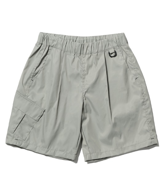 [노매뉴얼](M SIZE 3.12 예약배송)FD SINGLE CARGO SHORTS - WARM GRAY