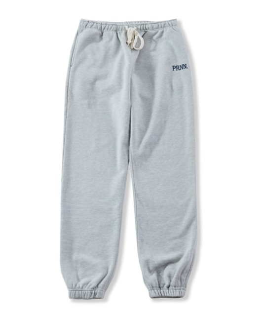 [퍼렌] vintage sweat pants_light melange grey