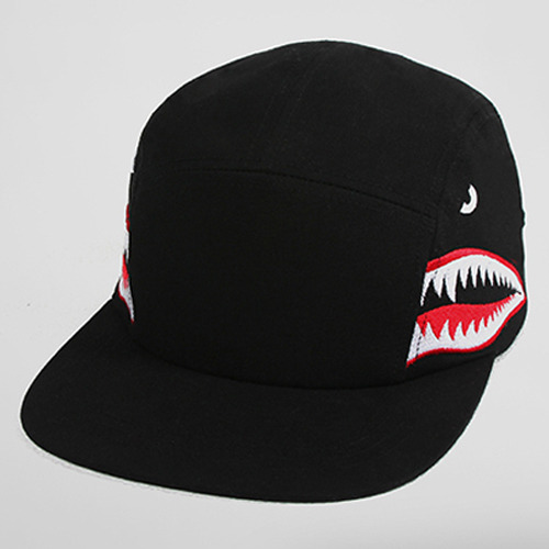 [사파리]shark face camp cap