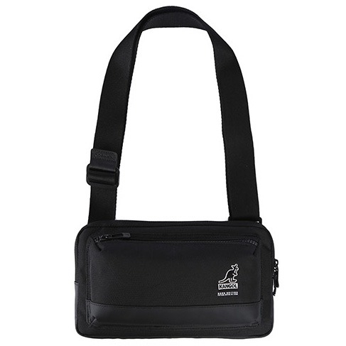 [캉골]Assemble Cross bag 3035 Black