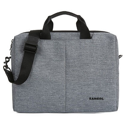 [캉골] IT Baron Tote Bag Wide 3719 Melange Grey