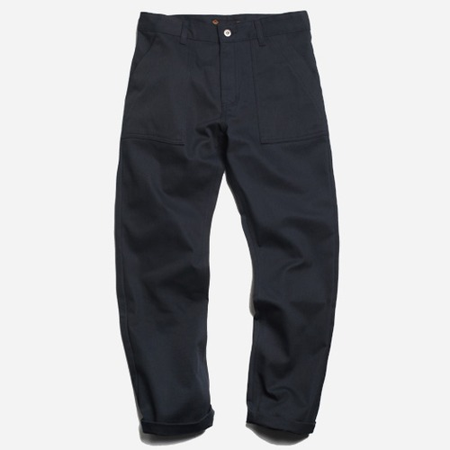 [프리즘웍스]Twill fatigue pants _ navy