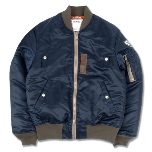MA-1 Flight Jacket Navy