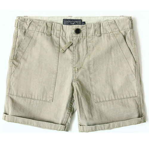 M#0160 OG-107 short pants (beige)