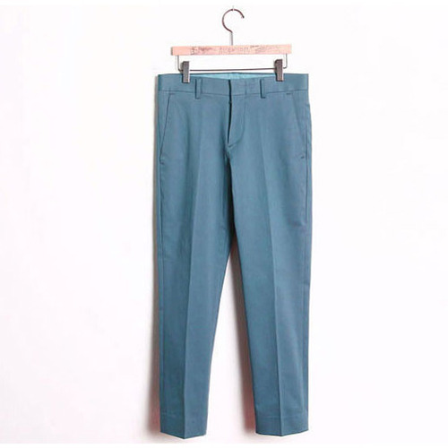M#0158 cotton cropped pants