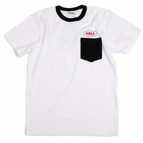 Swellmob s/s pocket t-shirts -speedway-