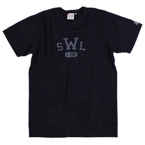 Swellmob s/s t-shirts -college athlete-