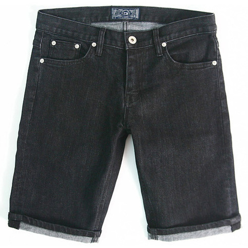 M#0202 stone washing denim (black)