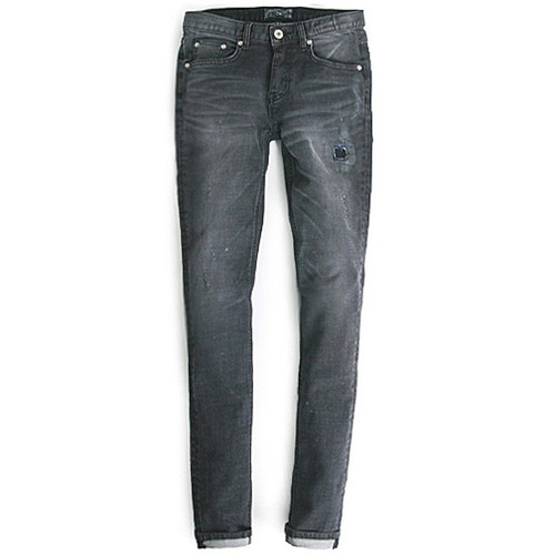 M#0226 dieppe black washing jeans