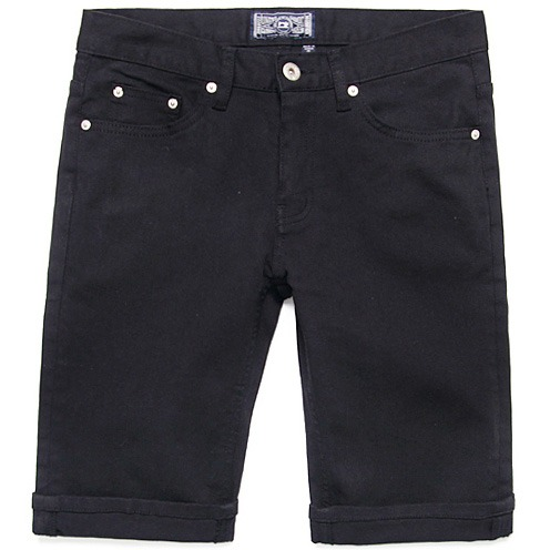 M#0332 1/2 cotton black pants