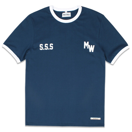 VINTAGE FOOTBALL SHIRTS Navyblue