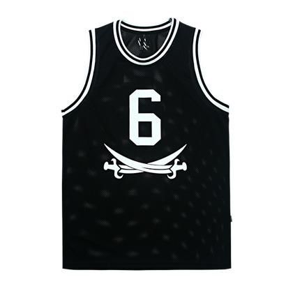 [사파리]sword basketball jersey shirt